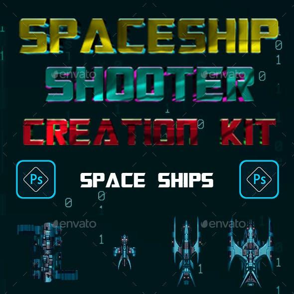 Sci Fi Spaceship Creation Kit
