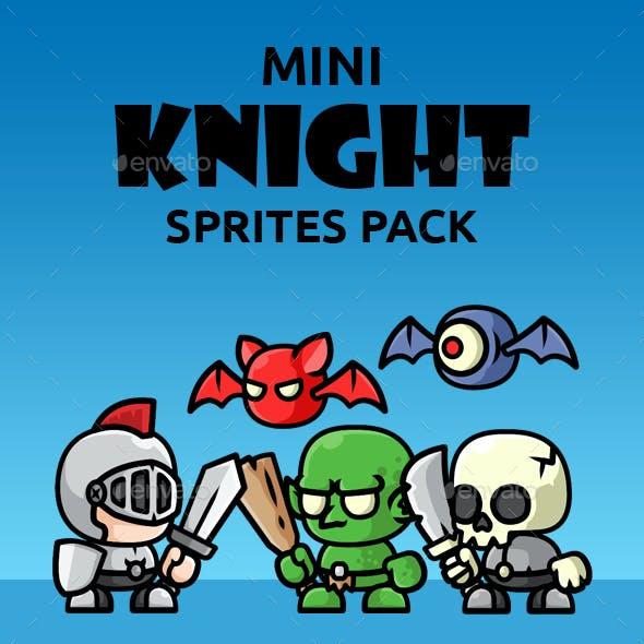 Mini Knight Sprites Pack