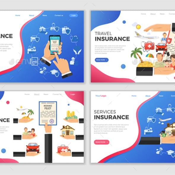 Insurance Services Templates
