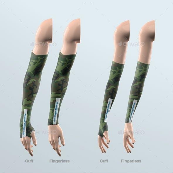 Arm Sleeve Mock-up