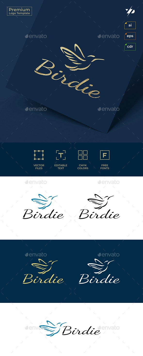 Bird Logo - Animals Logo Templates