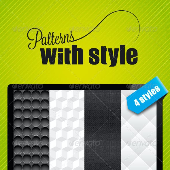 4 Patterns With Style