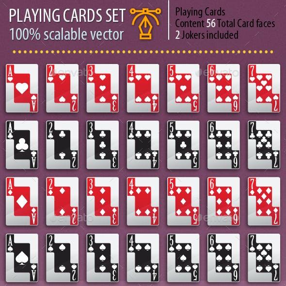 Playing Cards Set 010