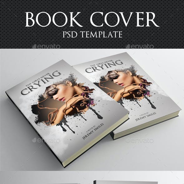 Book Cover Template 75