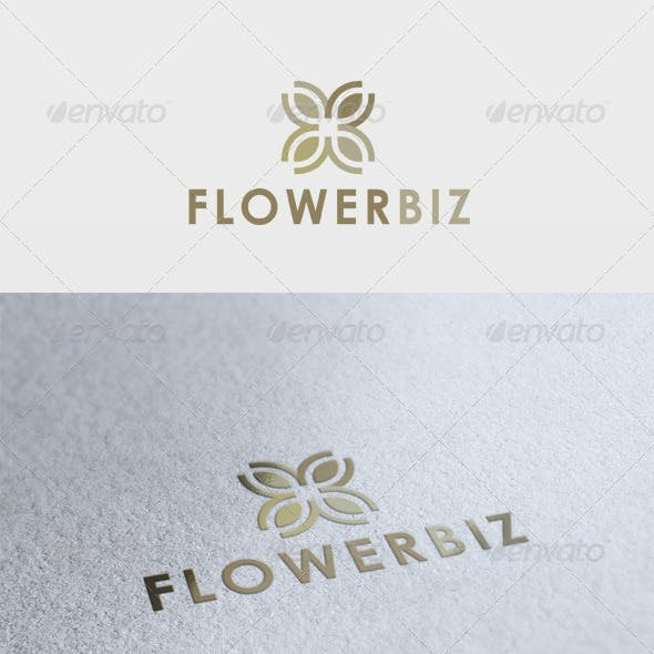 Flower Biz Logo