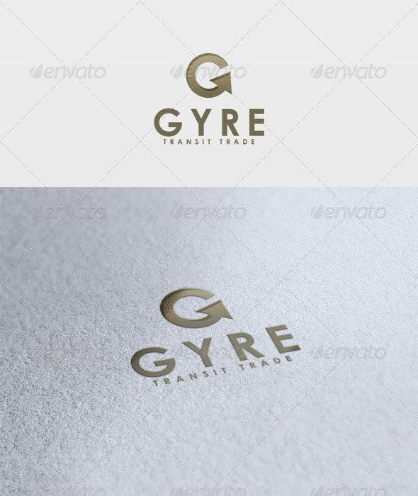 Gyre Logo - Letters Logo Templates
