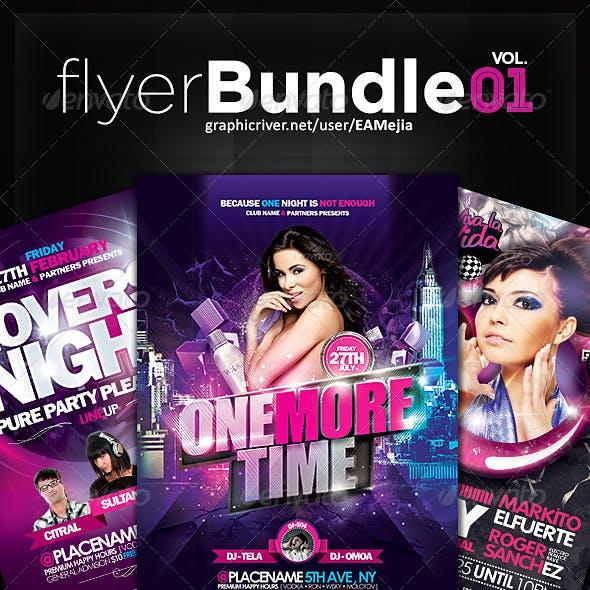 Flyer Bundle Vol. 1