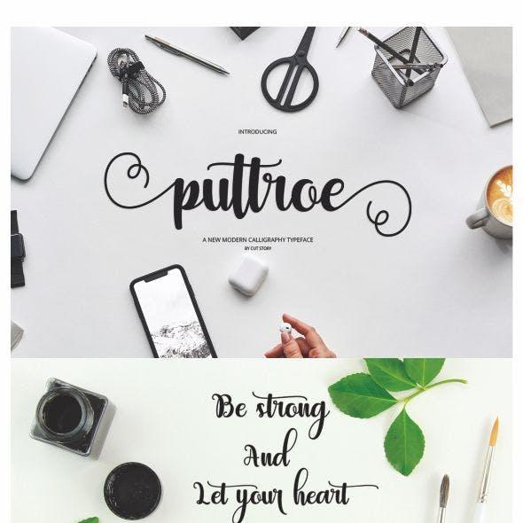 Puttroe Script