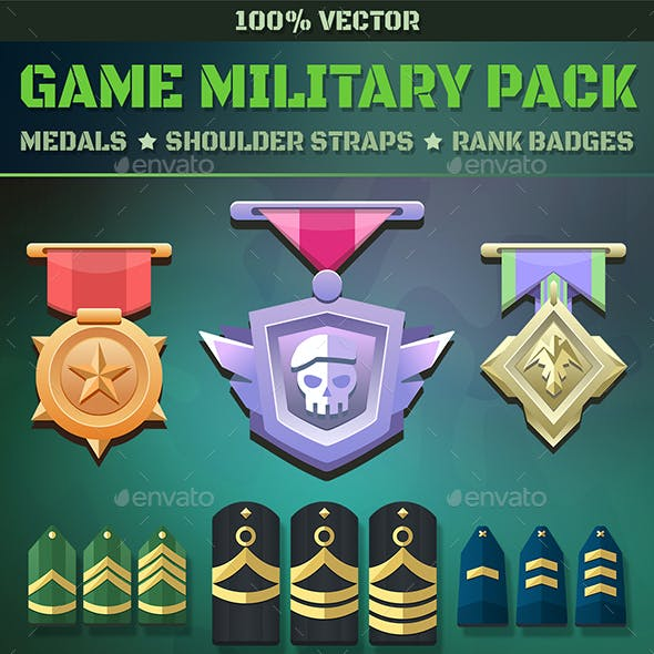 Game Military Pack