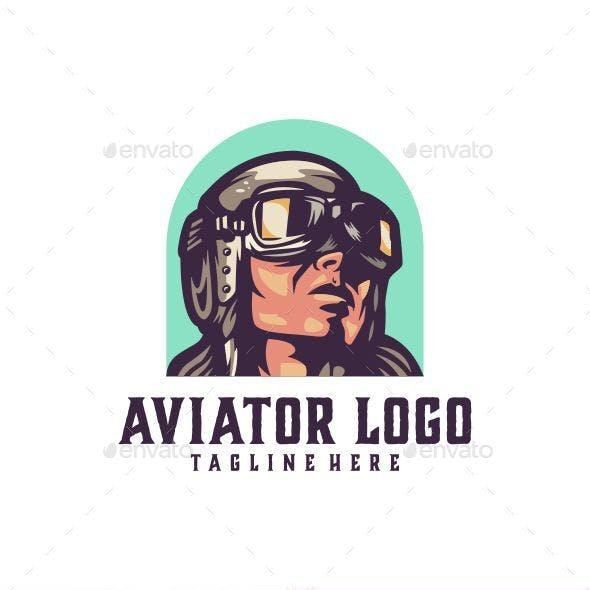 Aviator Logo Templates