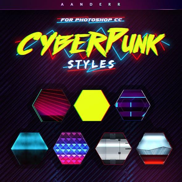Cyberpunk Styles