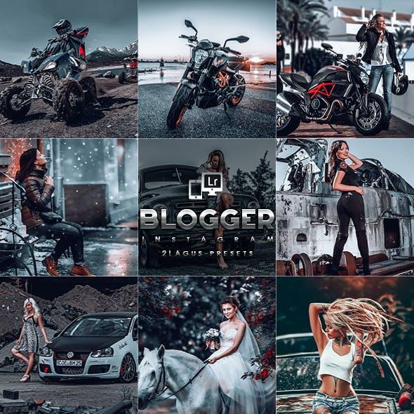 Blogger Presets (Mobile & Desktop)