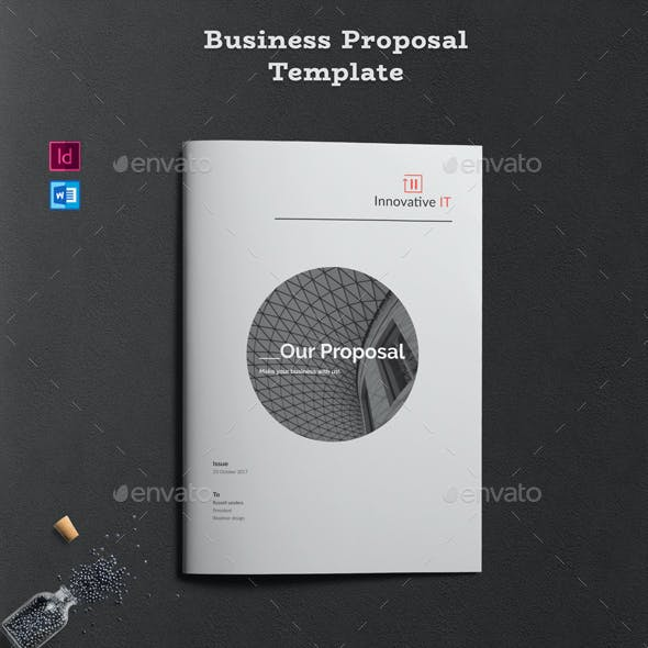 Business Proposal Word