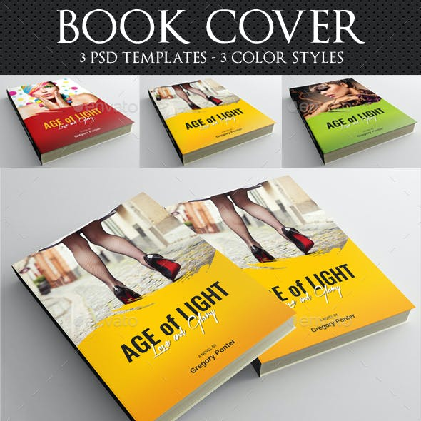 Book Cover Template 73