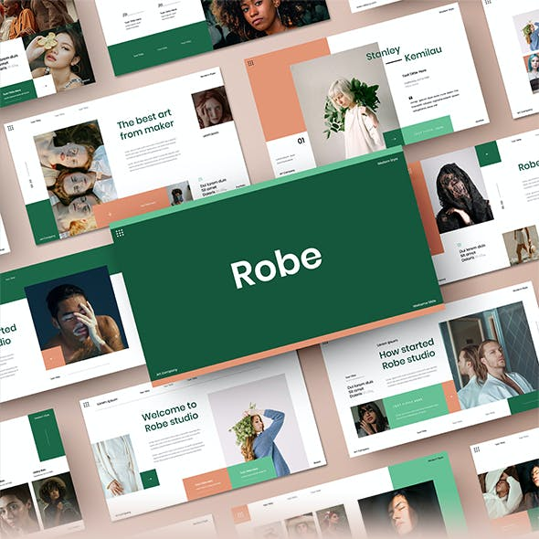 Robe - Business Google Slides Template