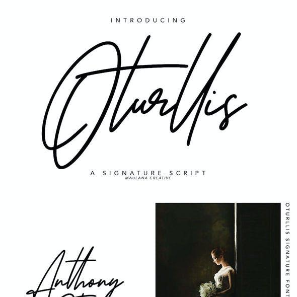 Oturllis Signature