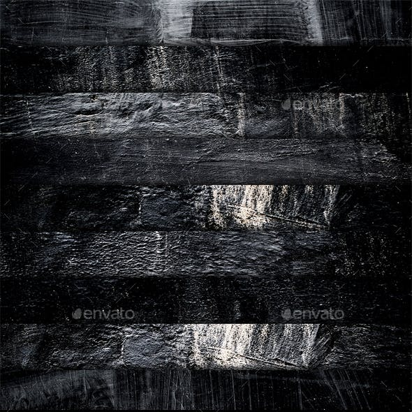Dark Black Grunge Wall Backgrounds