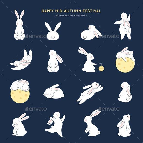 Happy Rabbit Set