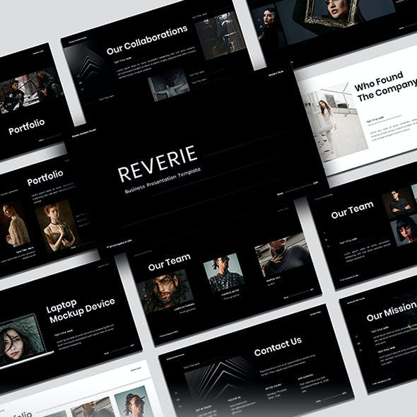 Reverie - Business Google Slide Template