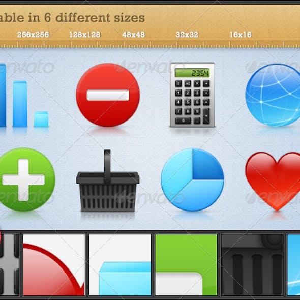 High Quality Premium Icons - Set 5