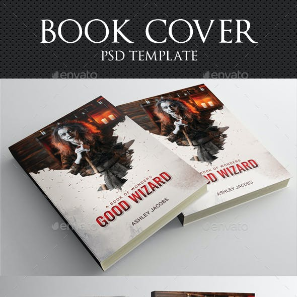 Book Cover Template 76