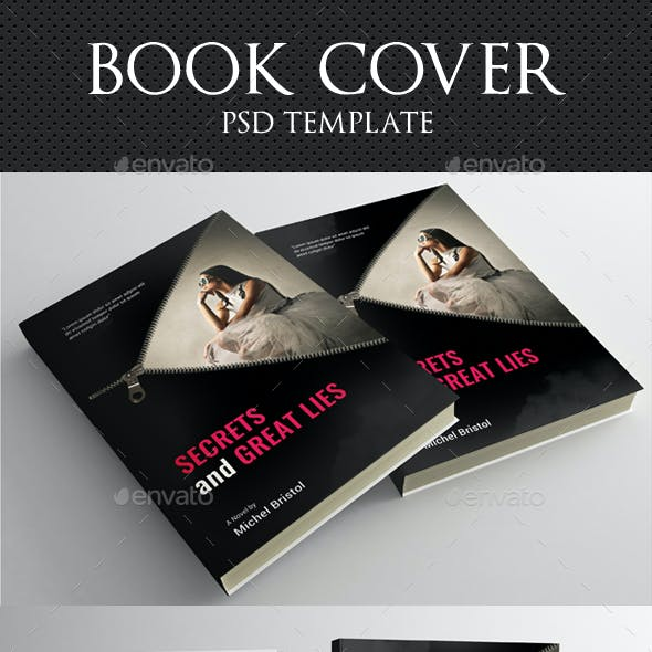 Book Cover Template 77