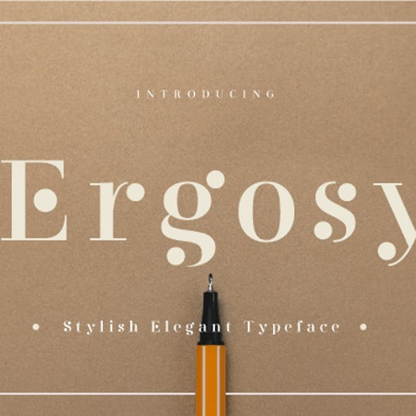 Ergosy