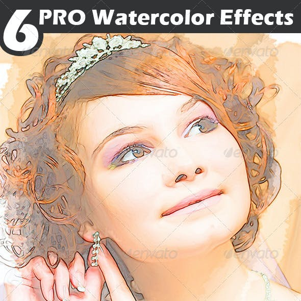 Watercolor Effects