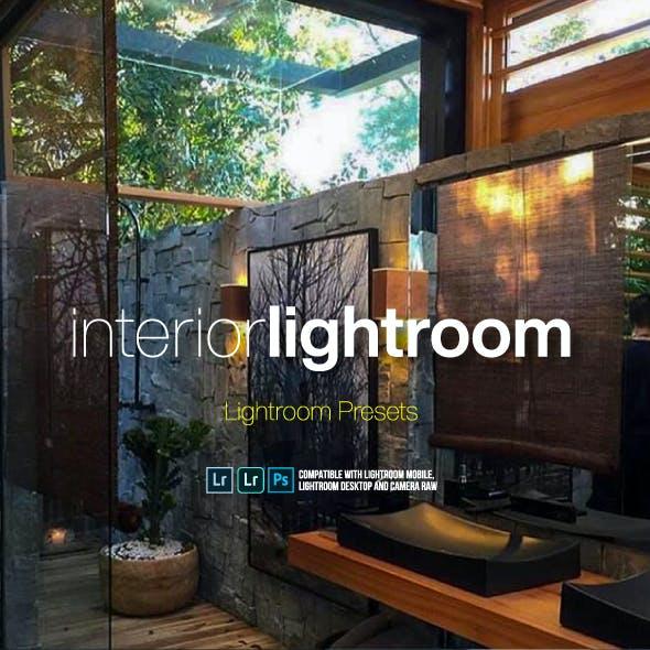 Interior Decor Architecture Lightroom Presets