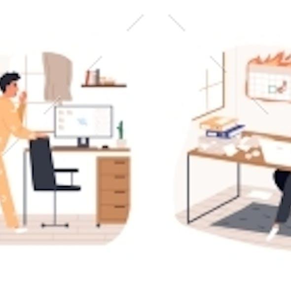 Remote Work Disadvantages
