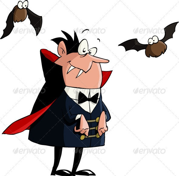 Dracula - People Characters