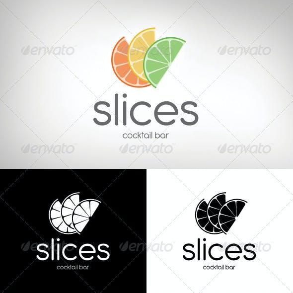 Slices Cocktail Bar Logo