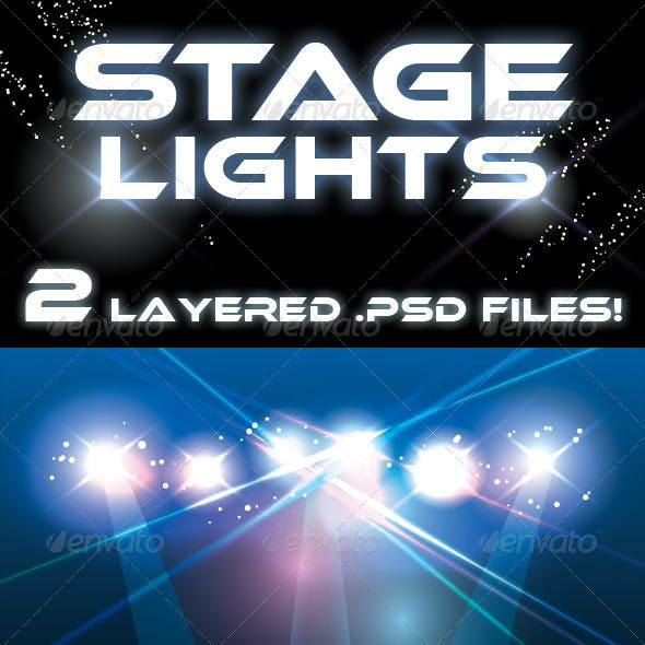 Stage Lights Pack
