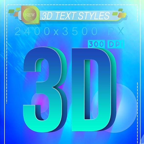3D Text Effect 15_9_20