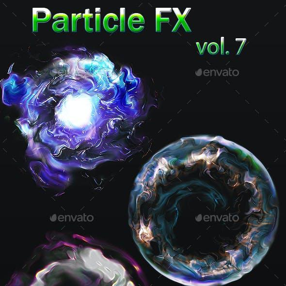 Particle Effect Vol.7