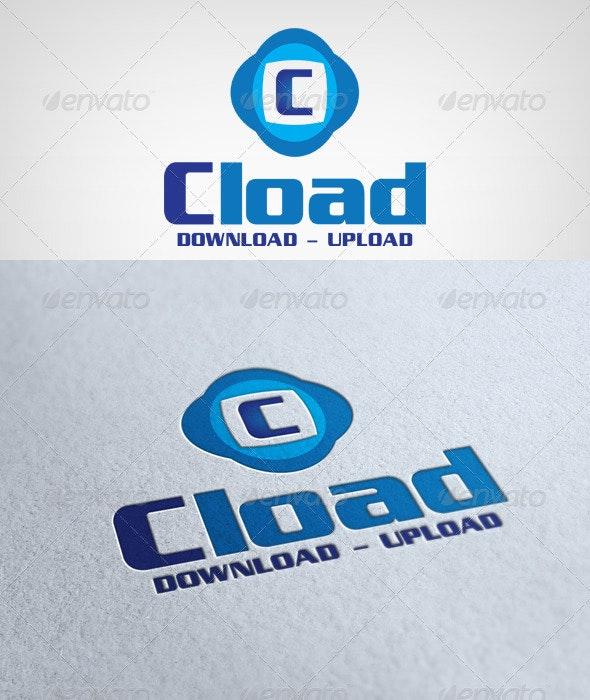 Cload Logo - Letters Logo Templates