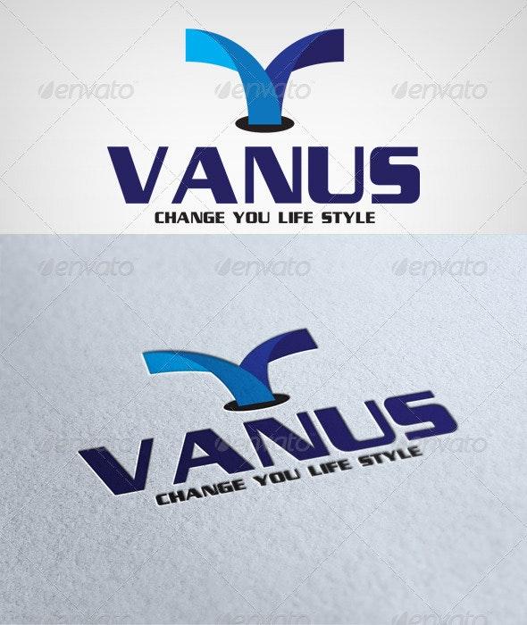 Vanus Logo - Letters Logo Templates