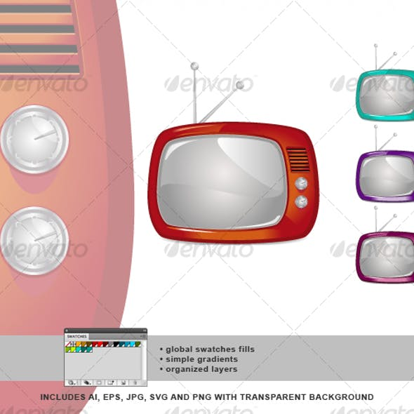 Retro TV 01