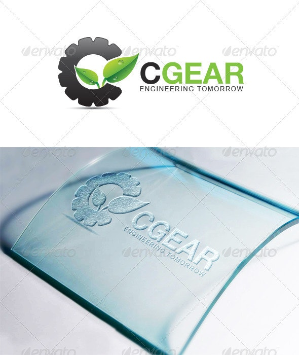 Cgear - Nature Logo Templates