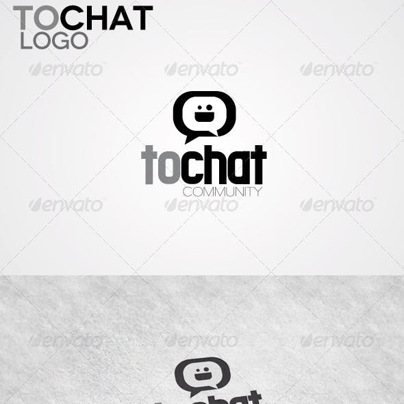 To Chat Logo