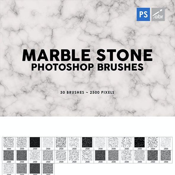 Marble Photoshop Stamp Brushes