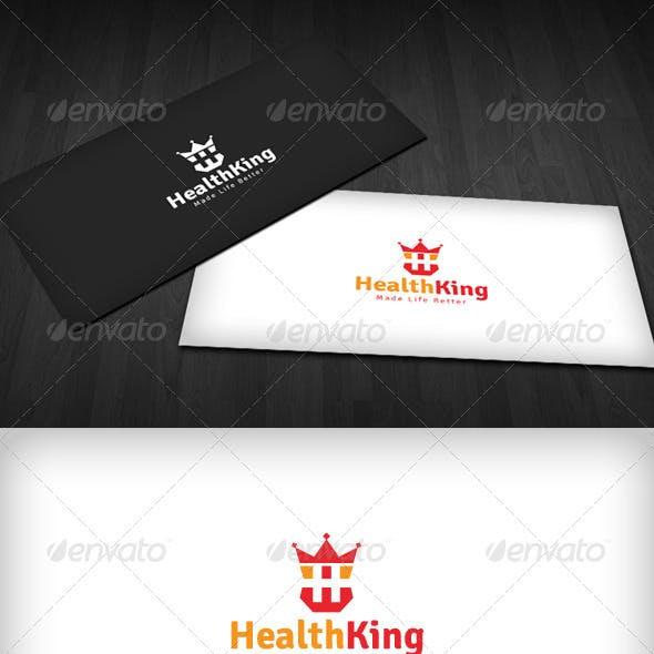 Health King Logo