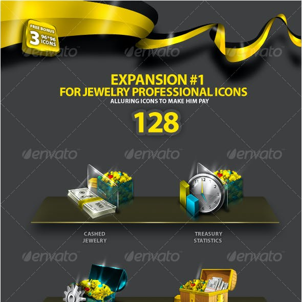 Expansion for Professional Alluring Jewelry Icons