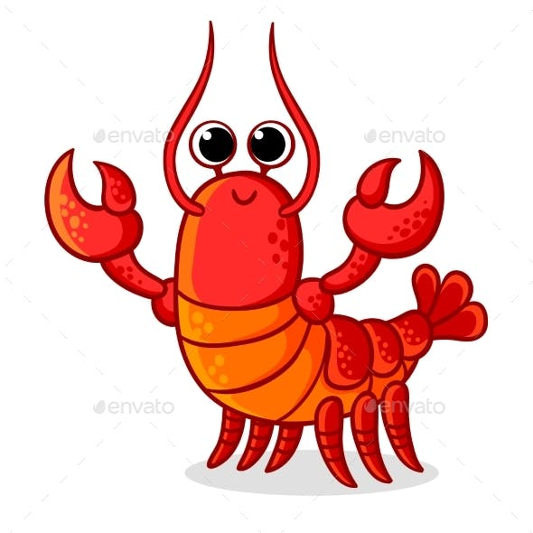 Lobster Graphic Design