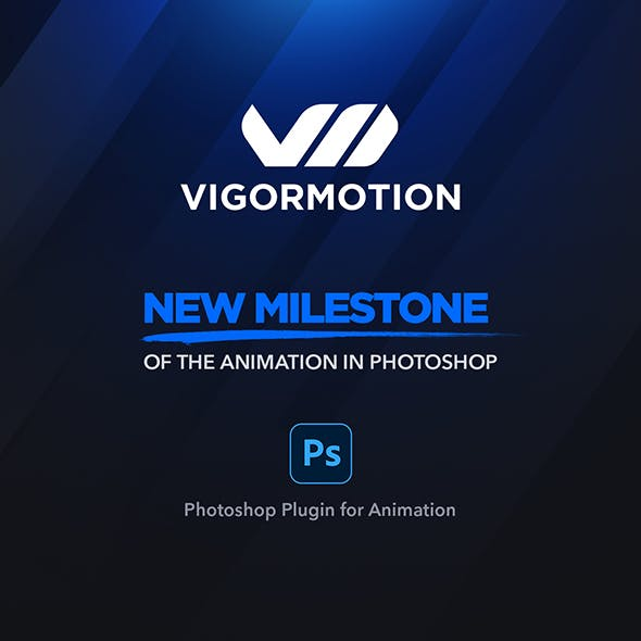 Vigormotion Photoshop Plugin for Animation