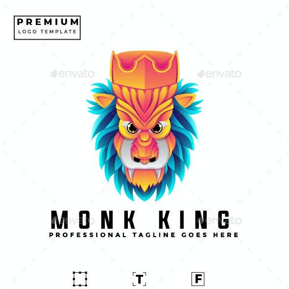 Monkey King Logo Template