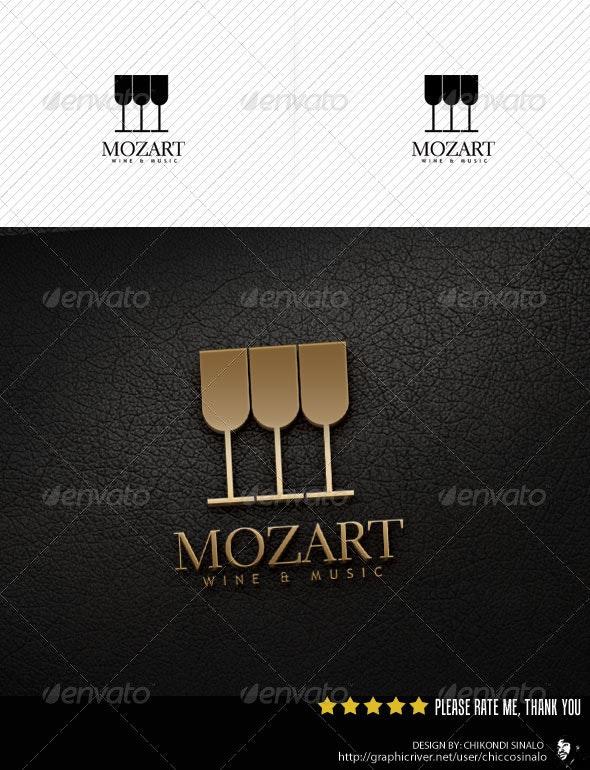 Mozart Logo Template - Abstract Logo Templates