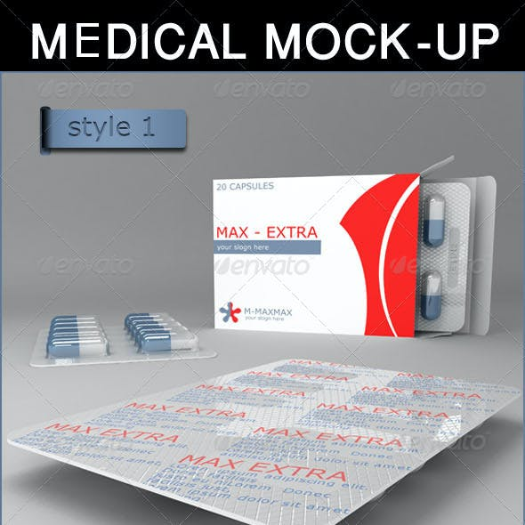 Medical Mock-up