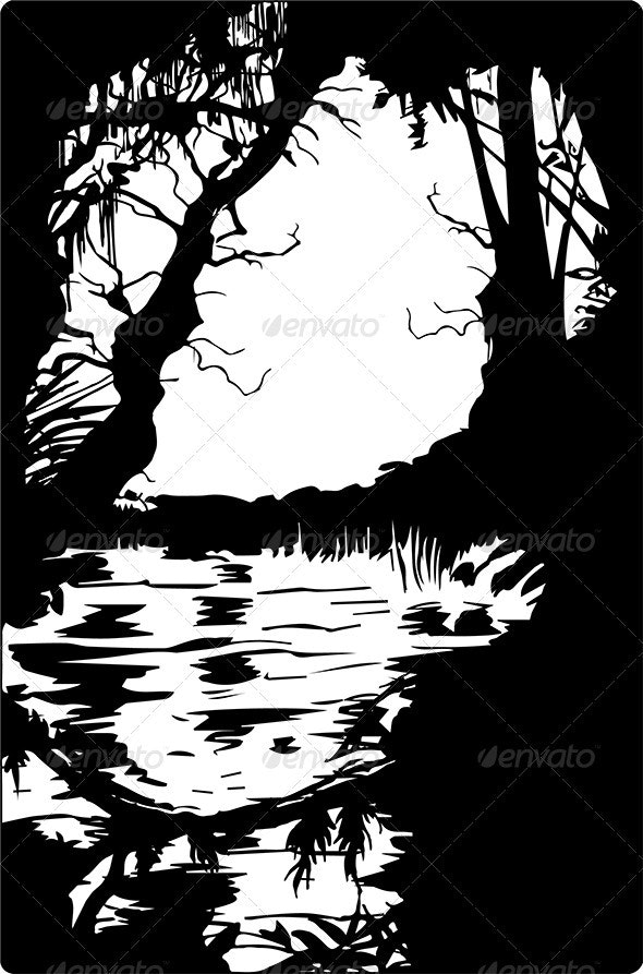 River - Landscapes Nature