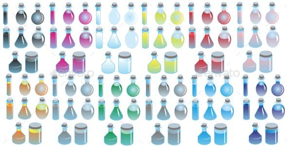 Alchemist's Stuff - Miscellaneous Game Assets
